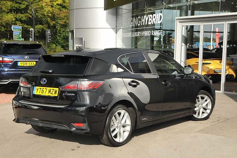 Lexus CT 200h 1.8 Advance Lexus Navigation