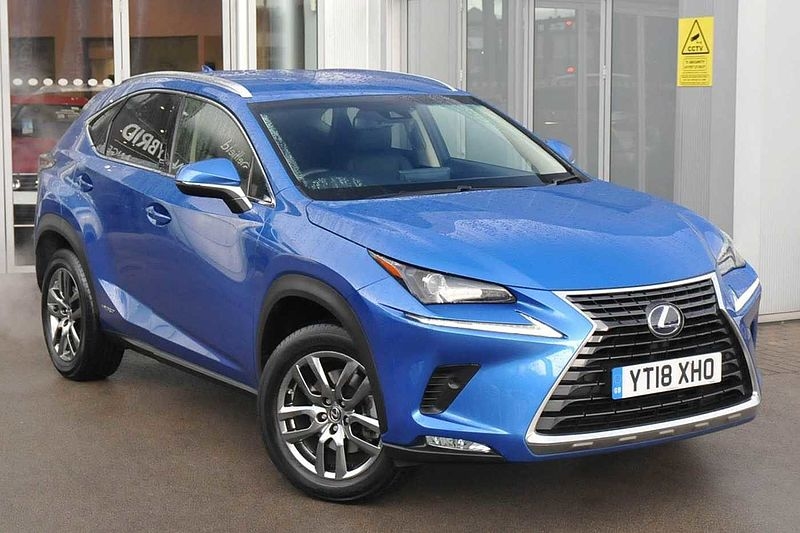 Lexus NX 300h 2.5 Luxury 2018 Model Year, Premium Navigation