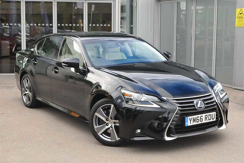 Lexus GS 300h 2.5 Luxury