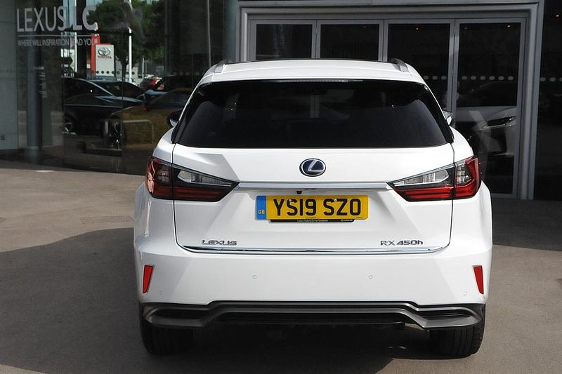 Lexus RX 450h 3.5 F Sport Pan Roof Tec & Safety